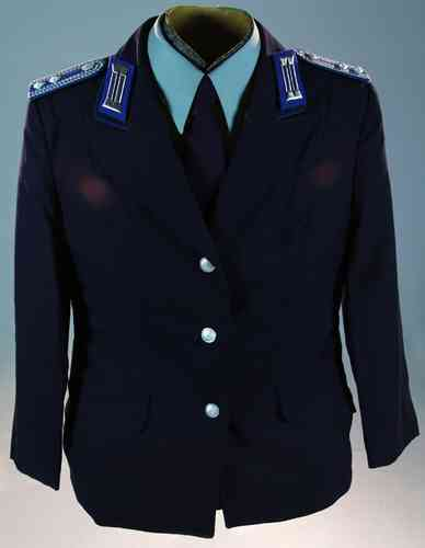 Uniform Damen, Transportpolizei