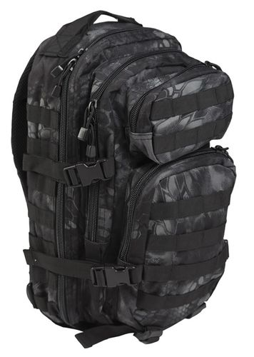 Assault Pack Rucksack, Mandra Night, 20 Liter