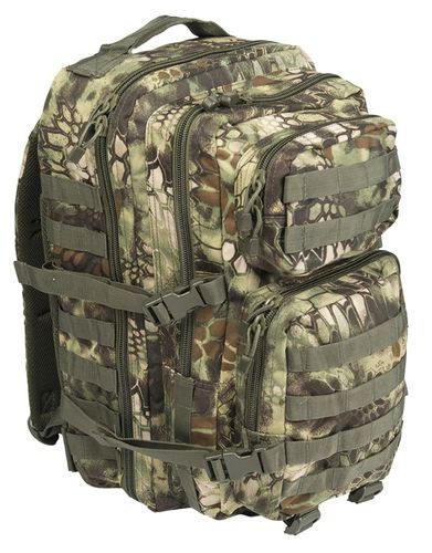 Assault Pack Rucksack, Mandra Wood, 36 Liter