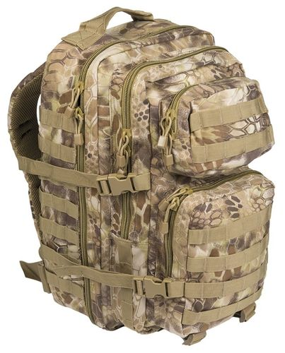 Assault Pack Rucksack, Mandra Tan, 36 Liter