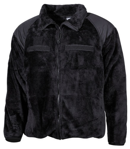 US Fleece Jacke Gen. 3 Cold Weather Schwarz