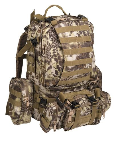 Defense Pack Assembly Mandra Tan Rucksack
