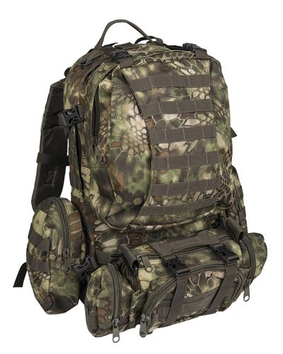 Defense Pack Assembly Mandra Wood Rucksack