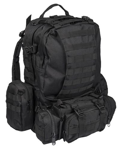 Defense Pack Assembly Schwarz Rucksack