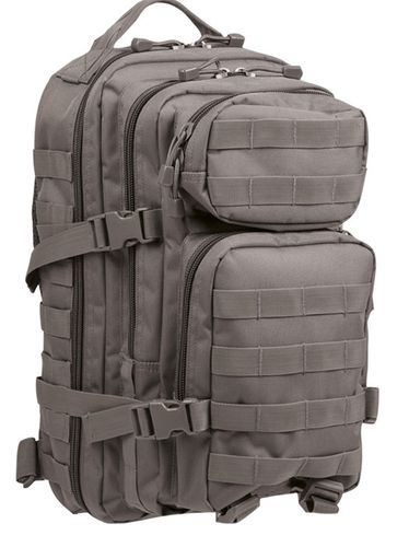 US Assault Pack small Urban Grey