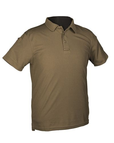 Tactical Quickdry Poloshirt Oliv