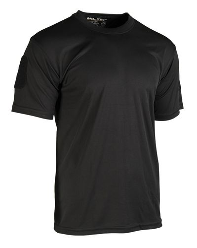 Tactical Quickdry T-Shirt Schwarz