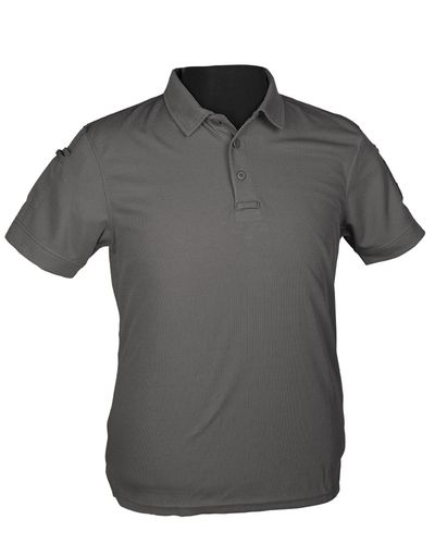 Tactical Quickdry Poloshirt Urban Grey