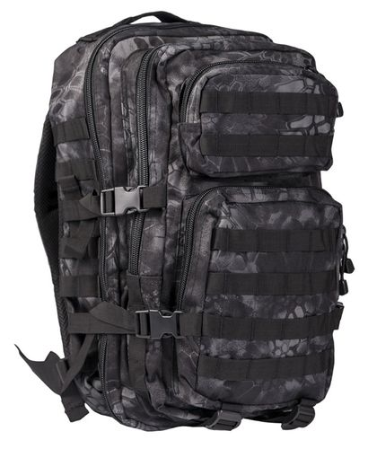 Assault Pack Rucksack, Mandra Night, 36 Liter