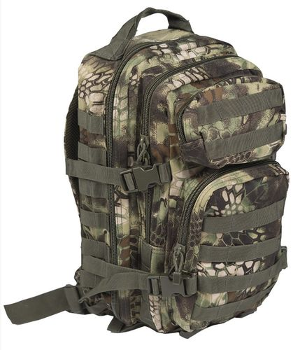 Assault Pack Rucksack, Mandra Wood, 20 Liter