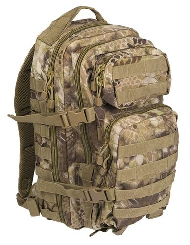 Assault Pack Rucksack, Mandra Tan, 20 Liter