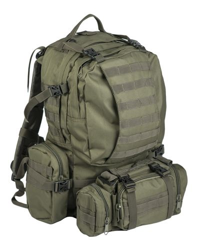Defense Pack Assembly Oliv Rucksack