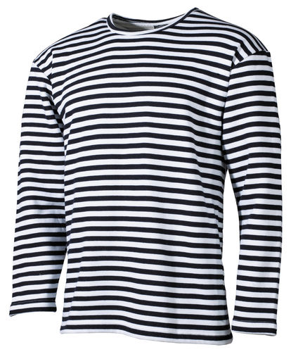 Russisches Marine Shirt, langarm, Winter