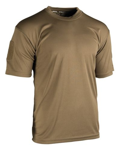 Tactical Quickdry T-Shirt Dark Coyote
